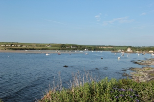 View from Coastal Path